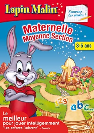 Lapin Malin Maternelle 2 : Sauvons les étoiles