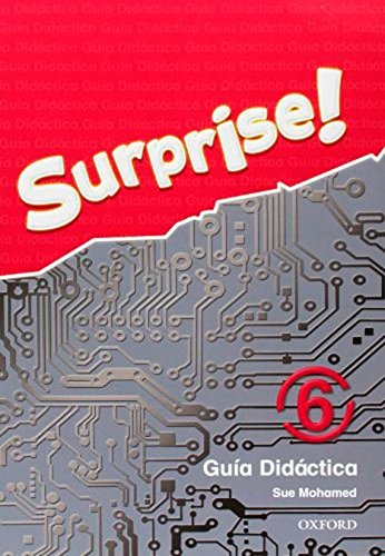 Surprise 6: Guia Didactica