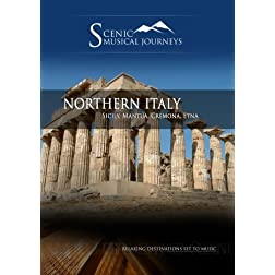 Naxos Scenic Musical Journeys Northern Italy Sicily, Mantua, Cremona, Etna