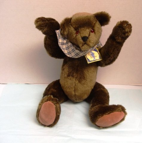 North American Bear Company Brer Teddy Bear #3231