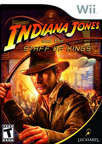 Indiana Jones and the Staff of Kings - Nintendo Wii Amazon.com