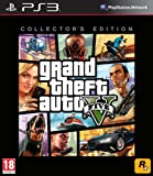 GRAND THEFT AUTO 5 GTA V COLLECTORS EDITION PS3 UK EDITION