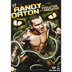 Randy Orton: The Evolution Of A Predator (Single Disc)