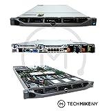 Dell Poweredge R610 Server Rails included + 2 PSU