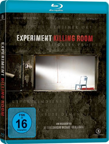 Experiment Killing Room