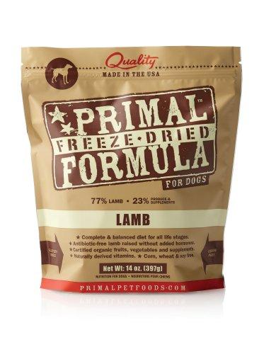 Primal Pet Foods Canine Lamb Formula Dog Food