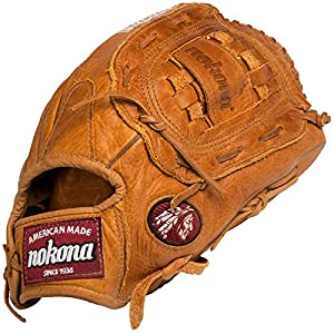 Nokona Generation 13 inch Slowpitch Softball Glove (Right Hand Throw)