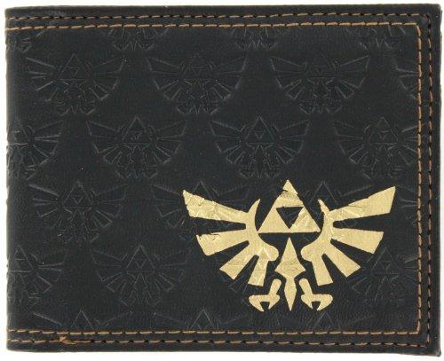 Nintendo Legend Of Zelda Twilight Princess Embossed Bifold Wallet