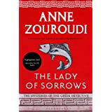 The Lady of Sorrows (The Mysteries of the Greek Detective)by Anne Zouroudi