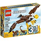 Lego Creator - 31004 - Jeu de Construction - Le Rapace