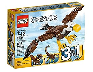 LEGO Creator - Ave rapaz (31004)