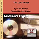 The Last Asset | Edith Wharton