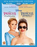 The Princess Diaries: Two-Movie Collection (Three-Disc Combo Blu-ray/DVD Combo in Blu-ray Packaging)