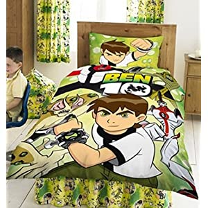 Ben 10 Bedroom