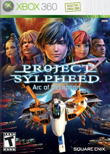 Project Sylpheed: Arc of Deception - Xbox 360 bourne deception