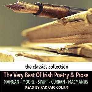 The Very Best of Irish Poetry & Prose Audiobook