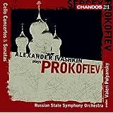 Prokofiev: Cello Concertos & Sonatas
