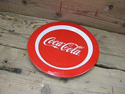 コカコーラ COCA-COLA メラミンプレート(お皿)コカコーラグッズ アウトドア キッチン ブランド ドリンク アメリカン雑貨 アメリカ雑貨 コカ・コーラ