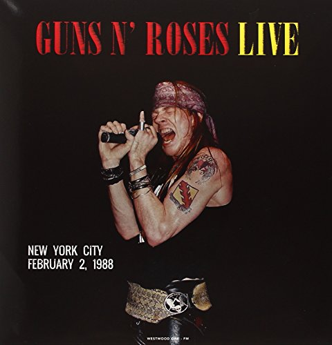 Live in New York City 2 February 1988