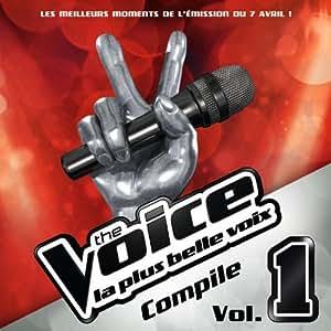 Vol. 1-Voice-La Plus Belle Voix Compile