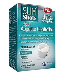 Amazon.com: Slim Shots Liquid Portion Control, Shots