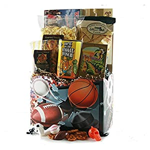 Design It Yourself Gift Baskets Couch Potato Gift Basket, Gift Baskets