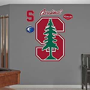 Buy NCAA Stanford Cardinal Logo Wall Graphic by Fathead