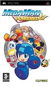 Megaman Powered Up (PSP)