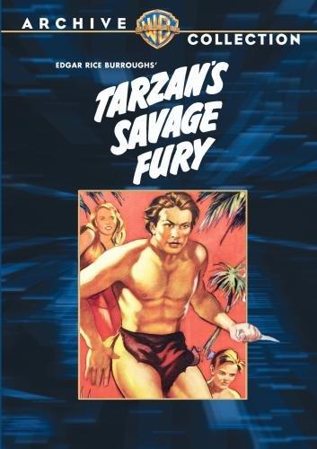 Tarzan's Savage Fury / Дикая ярость Тарзана (1952)