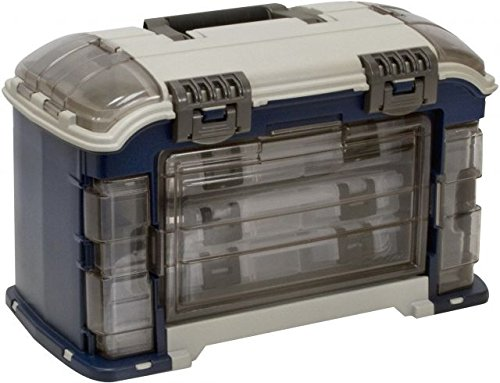 Plano Angled Tackle System - Includes three Stowaway Utility boxes