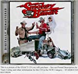 Smokey And The Bandit ~ Original Motion Picture Soundtrack (New Factory Sealed Digitally Remastered in 2004 European Import CD From The 1977 MCA Records Release Containing 16 Tracks Featuring Music By Bill Justis & Jerry Reed: Includes Some Movie Dialogue)