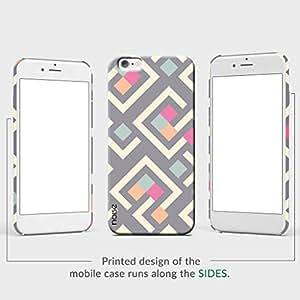 Noise Designer Phone Case / Cover for Moto G Plus, 4th Gen / Quotes/Messages / Best Dad Ever Design