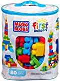2 X Mega Bloks First Builders Big Building Bag, 80-piece (Classic)