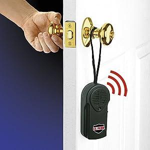 U.S. Patrol JB5533 Watchdog Door Knob Alarm