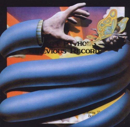 Monty Python's Previous Record [Us Import] By Monty Python (2007-02-06)