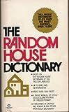 The Random House Dictionary (0345290968) by Stein, Jess