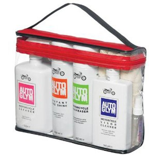Auto Glym Motorcycle Care Kit