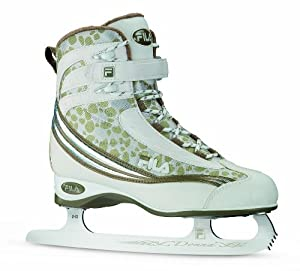 Fila Patins à glace Donna Blanc/Bronze 38