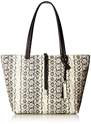 Vince Camuto Leila Small Travel Tote, Ivory, One Size