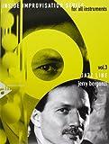 Advance Music Bergonzi Jazz Line Book and CD Inside Improvisation Vol. 3