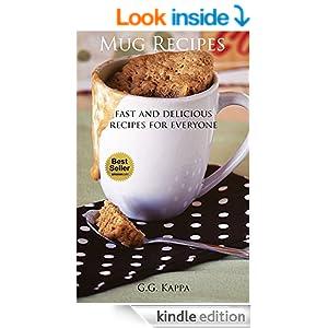 Mug Recipes, fast and delicious recipes for everyone