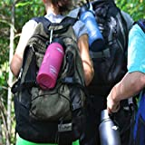 Quench Bottle Flip Top Lid 32oz. Double Wall Vacuum Insulated Water Bottle. Premium Grade Insulated Stainless Steel Water Bottle. BPA Free