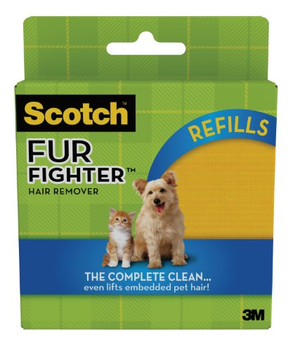 buy price 3m scotch fur fighter hair remover refill 8 sheet 849rf 8 for sale buy a 10. Black Bedroom Furniture Sets. Home Design Ideas