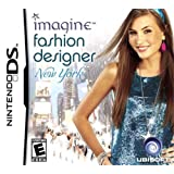 Imagine Fashion Designer New York - Nintendo DS ~ UBI Soft