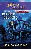 House of Secrets (Love Inspired Large Print Suspense)