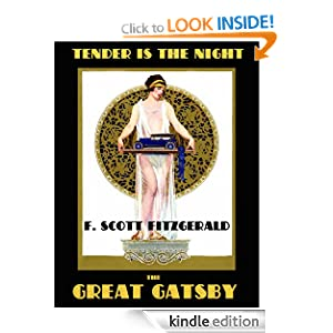 THE GREAT GATSBY & TENDER IS THE NIGHT (illustrated)
