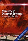 img - for Ministry in Disaster Settings: Lessons from the Edge book / textbook / text book