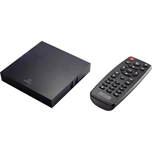 Mini-PC Android Renkforce 4K XBMC Android TV BOX (A764) 4 x 1.8 GHz 2 Go AndroidTM 4.4