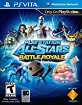 PlayStation All-Stars Battle Royale, PSVITA.