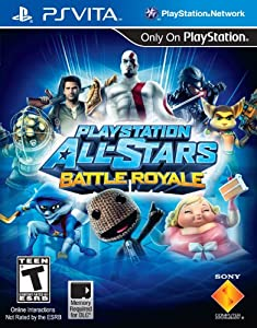 PlayStation All-Stars Battle Royale